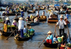 Mekong Highlights Tour, Vietnam tour packages